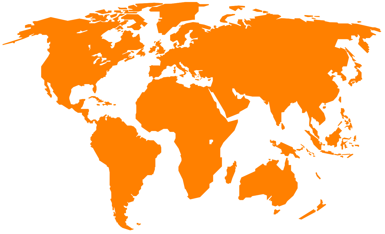 100 World Map Vector Orange Web Blank World Map Wallpapers Blank World Map High Quality Bkv83